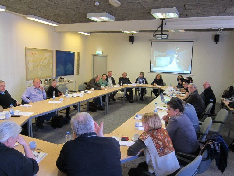 OISTAT Education Commission Meeting - Maastricht, April 2012