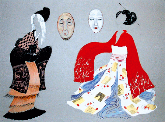 Eka Sologashvili The japanese Poetry Interpretation