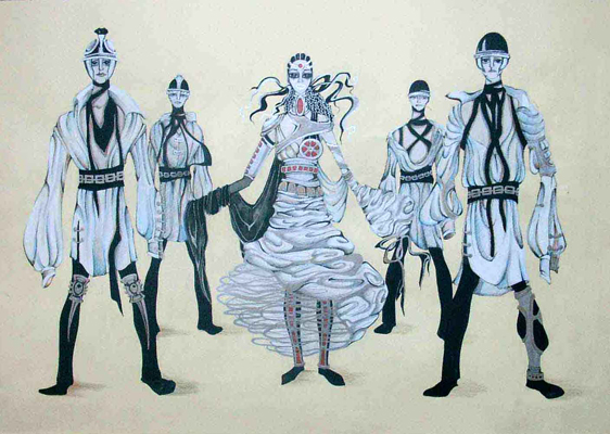Tamar Grdzelidze W. Shakespeare-Titus Andronicus