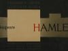 "G. Gunia - W. Shakespeare's ""Hamlet"", 1966-1974 - Northern Ossetia State Drama Theater"