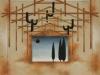 """G. Gunia - Euripides's """"Medea"""", 1984-1985 - Poti V. Gunia State Academic Theater"""