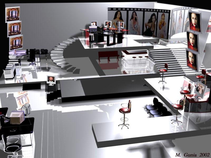 Manana Gunia - Studio Imedi