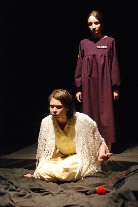 Eka Sologashvili D. Gabunia - Soap Opus -  Rustaveli National theatre