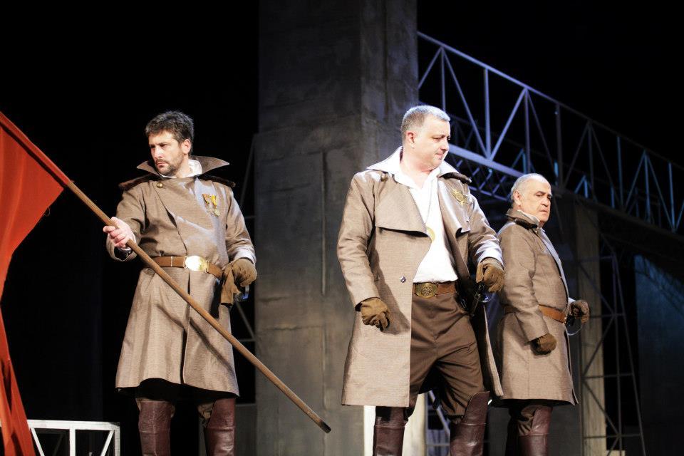 400260_Eka Sologashvili H. Von Kleist - Prince Homburg - Rustaveli National theatre
