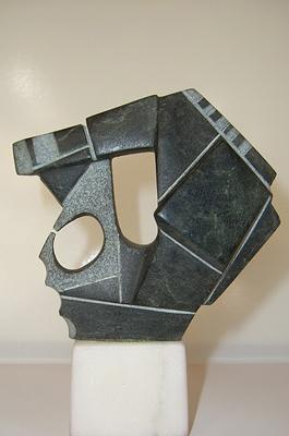 Lasha Khidasheli Conection-serpentine stone