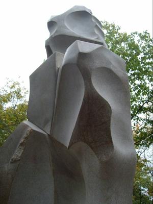 Lasha Khidasheli Sculpture symposium-Brookline