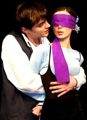 Beqar Jumutia as Romeo-W. Shakespeare Romeo and Juliet