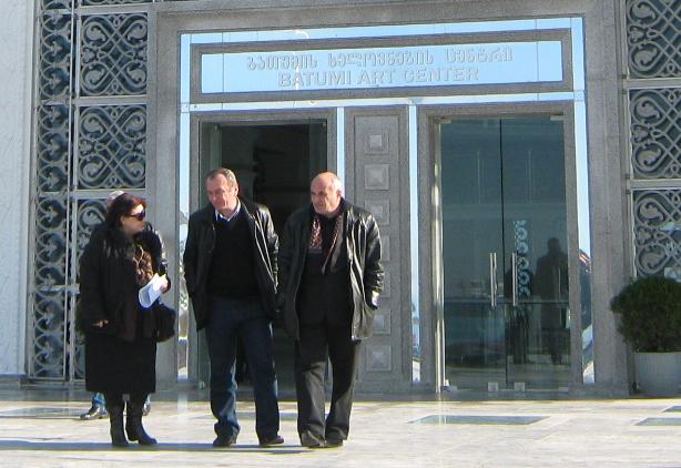 Yta Union in Batumi